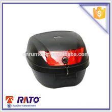 Motorcycle black plastic tail box à venda