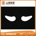 máscara de olho cosmética não tecida fornecimento de par de máscara de olho pequeno