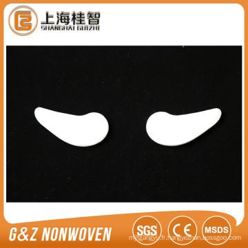 Masque cosmétique non-tissé pour les yeux Petit masque pour les yeux
