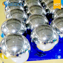 Decorative Mini Mirror Balloon PVC Disco Inflatable Mirror Ball