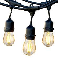 48 Fuß S14 LED-Hängelampen für den Außenbereich