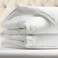 Hochwertiger umweltfreundlicher weißer Bettbezug