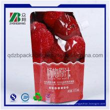 Aseptische Tasche im Kasten für Fruchtsaft und Konzentrat