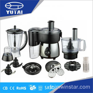 Multi-Food Processor Juicer Chopper Blender