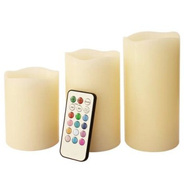 remote flameless LED candle