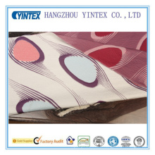 Polyester et coton à la mode