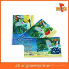 Доступны глянцевые / матовые поверхности для печати на термоусадочной этикетке и наклейке