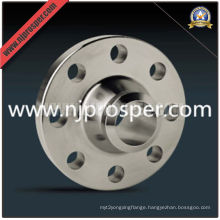 ASTM A182 ANSI B16.5 Stainless Steel Flange (YZF-F43)