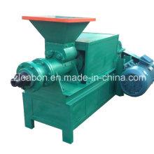 Machine professionnelle d'extrudeuse à briqueterie à charbon de bois à vendre