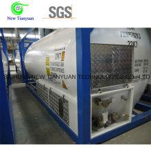 Conteneur de réservoir ISO 40-Ft T75 Un Protable Tank