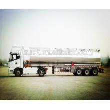 Remolque del camión del etileno / camión del tanque líquido químico / remolque del tanque / remolque del combustible / remolque del tanque ácido