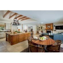 High Quality Furniture Wood Kitchen Cabinets (GLOE199)