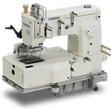 Kansai Special DFB, BX SERIES - Agulhas múltiplas, máquina de ponto de corrente dupla