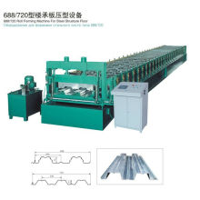 The Floor Decking Roll Machine