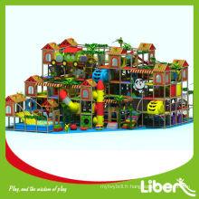Chine usine professionnelle plus grand commercial utilisé terrain de jeux en plein air terrain vente pour enfants