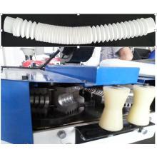 Linha de produção de tubos corrugados escalável