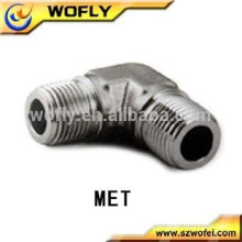 1/4inch 3/8inch price list male tube connector fitting
