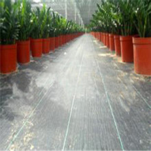 PP Woven Fabric Weed Mat Roll Used in Agriculture