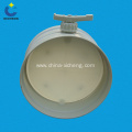 Pp plastic manual air /Check valve