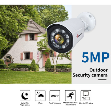 AHD Outdoor-CCTV-Kamera 5MP
