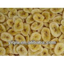 Secadora dedicada a los chips de plátano