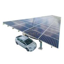 Abrigo de carro Design Estacionamento Canopy Estrutura de aço Carport