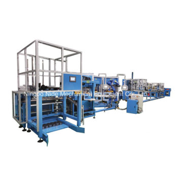 Automatic Motor Stator Manufacturing Production Machines