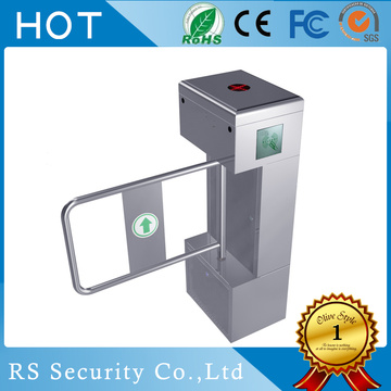 Optical Swing Turnstile Supermarket Entry Gates