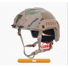 Casco rápido Twaron Military Nij 0101.06 Producto Certificado