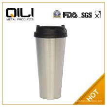 16 oz tasse à café personnalisée en acier inoxydable starbucks tasse à café