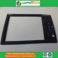 Optima vT Testing Equipment Epoxy Keys SIlicone Keypad