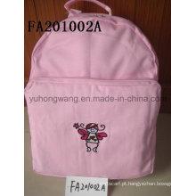 Saco escolar infantil, mochila