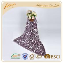 Popular rei vison coreano dupla dobra cobertor coreano