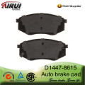 D1447-8615 Disc Pad for 2010 Year Hyundai Tucson (OE:58101-2SA00)