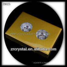 Мода Пластиковые светодиодные базы для кристалла