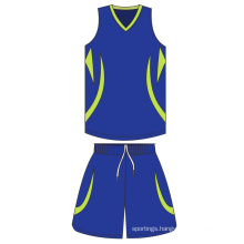 OEM Cheap Factory Price Full Sublimation Custom Professional mesh material breathable Basketball Jerseys For Teams