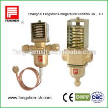 PWV1 / 2G Válvulas de agua con control de presión NUEVO
