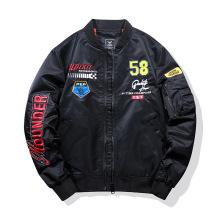 OEM Custom Мужская пользовательская куртка бомбардировщика оптом
