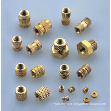 Brass Hot Melt Cross Recessed Screw
