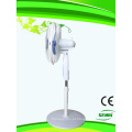 Ventilador de bancada recarregável de 16 polegadas Ventilador de cc 12V FT-40DC-RM