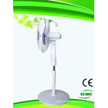 16 Inchs AC220V Fan Stand Fan Solar Fan (SB-S-AC16C)