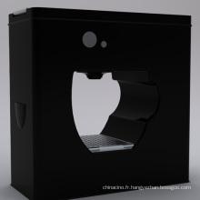 Machine à café en développement