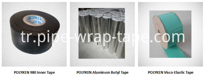 Polypropylene Pipe Wrap Tape