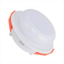 O plástico interno branco morno de alta qualidade recessed SMD2835 5w 7w 9w conduziu o downlight