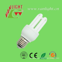 En forma U serie de luz CFL ahorro (VLC-MP3U-11W-E27)