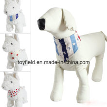 Hundehalsband Bandana Schal Verstellbarer Haustier Bandana