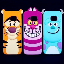 2016 Hot Selling Soft Silicone Skin Case for Mobile Phone