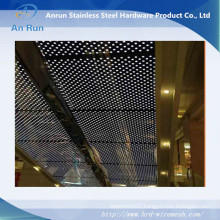 Perforated Ceiling Construction, Beautiful, Artistic