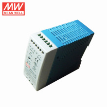 MEANWELL 40W 24V Din Rail Power Supply PFC UL CE CB certificates MDR-40-24