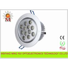 Teto de LED de alta qualidade para baixo de luz 12W